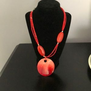 Jewelry - 💍Red Necklace